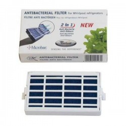 Whirlpool Microban Antibacterial Air Filter