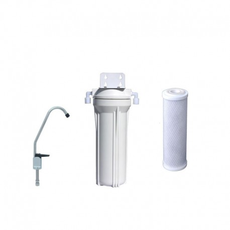 Single Stage Undsersink Water Filter