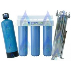 Industrial Pre-Filtration Systems