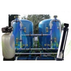 Iron and Manganese Removal Filters