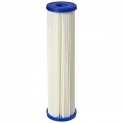 Pleated cartridges 10""