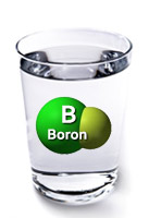 boron-in-water